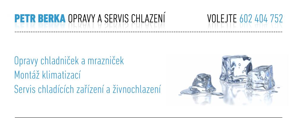 Servis ledniček, mrazniček a chladících zařízení Liberec